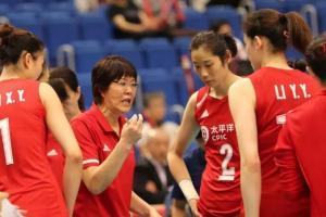 总结教训从头再来 中国女排瞄准巴黎奥运会