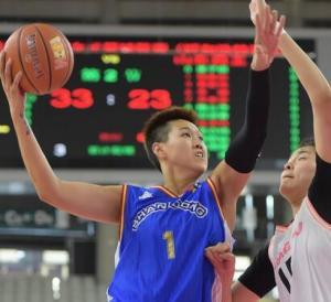 杨衡瑜、李一凡入选中国女篮亚洲杯名单