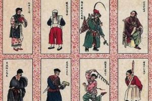 中国古代有漫画吗?