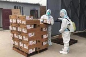 河南郑州20日零时起启用两大进口冷链食品集中监管仓