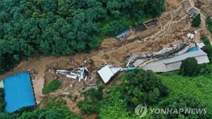 韩国去年气象灾害频发致经济损失严重