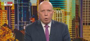 澳大利亚新任防长:中国媒体叫我鹰派,只对了一半