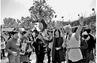 延安市旅游振兴乡村经济活动首站在宜川县启动