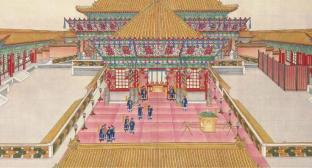 由清朝皇帝大婚看中外文化交流融合