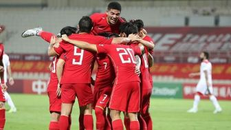 中国3-1胜叙利亚,国足赢球晋级了!