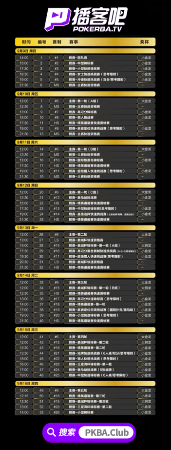 2021 CPG三亚总决赛正式展开 体育视频-播客吧高清直播
