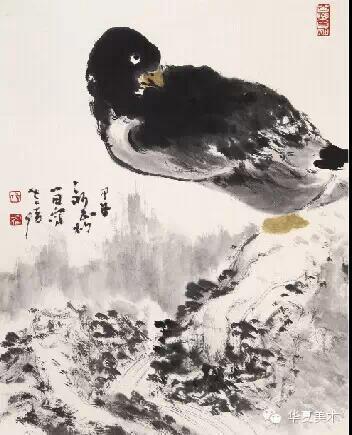 混沌苍茫 萧条疏旷——著名画家韩英伟虚实结合的水墨哲学阐释