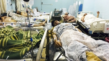 Kabul airport attack kills 60 Afghans, 13 U.S. troops
