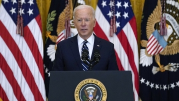 Biden: U.S. not looking for confrontation, but ready for 'steep competition' with China