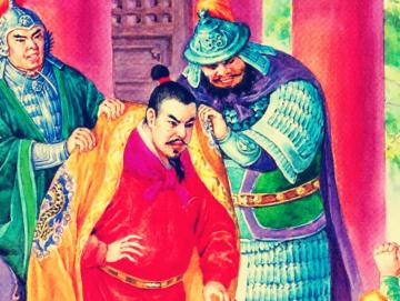 他是陈桥兵变里唯一被杀的后周将领,赵匡胤深感痛惜