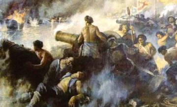 洋务运动20年,军火产量只有沙俄的1/10,晚清军工有多坑?