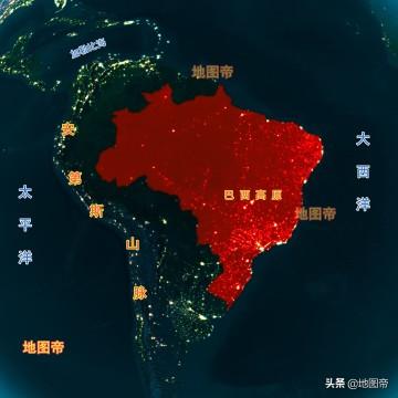 巴西面积那么大,独立那么早,为何不是超级大国?