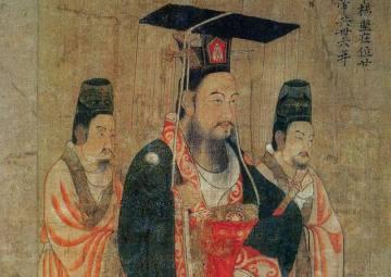 武不够强,文也一般的隋文帝杨坚,为何能够和秦始皇相媲美?