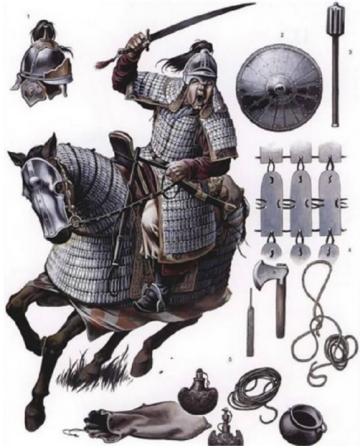 最讨厌蒙古人,为何帖木儿后人还用其当国名?巴布尔:在印度创业