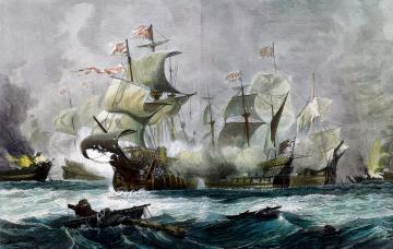 太平洋的大商帆:无法拒绝的中国商品