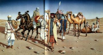 零元购开局?十年重创兵力超十倍的两个帝国:阿拉伯崛起宛如开挂