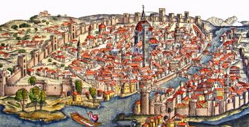 掌握纺织才是一方霸主,屠夫把法王赶出巴黎,欧洲中世纪行会真牛