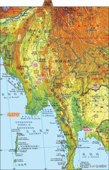 缅甸从仰光迁都内比都,带来了什么好处?
