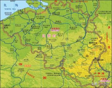 比利时3万平方公里,如何撬动几百万平方公里殖民地?