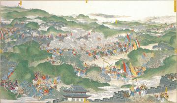 一个佛系清白老干部,两个要钱不要命,江南大营三个统帅就这么坑