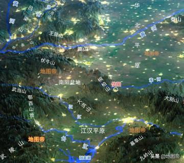 河南信阳地理位置有多重要,为何不划给湖北省?