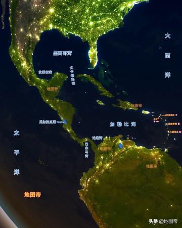 法国在加勒比海还占有哪些岛屿?