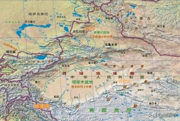 新疆塔里木沙漠公路,穿越死亡之海