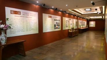 广州佛协举办穗港澳佛教界爱国主义历史文化展