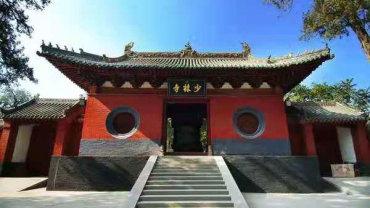 27日起,少林寺常住院、塔林恢复开放