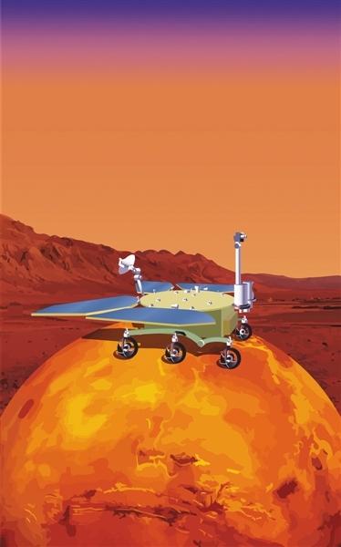 """火星""""景点""""各有特色,""""天问""""靠科学解决选择困难症"""