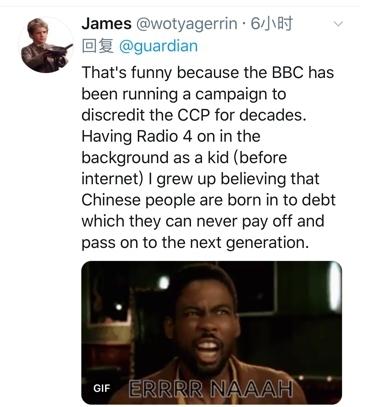 外国媒体憎恨中国吗? 英国人自己说出了真相