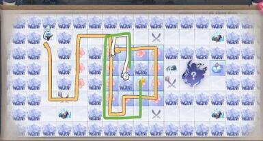 阴阳师樱林用最短路线击败boss成就路线图合集