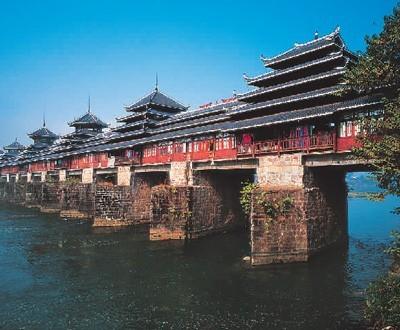 寻找中国廊桥之美