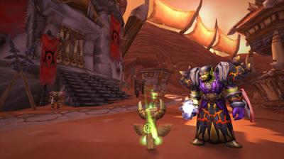 魔兽世界得力的管家任务攻略 魔兽世界9.0盟约名望宠物大全