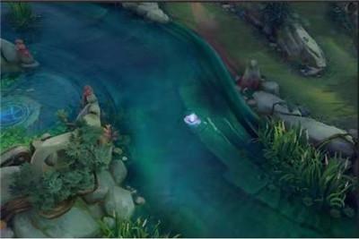 你知道王者荣耀峡谷的光来自于哪里吗?