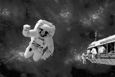 """太空生活""""危机四伏"""" 航天员怎样才能化险为夷"""