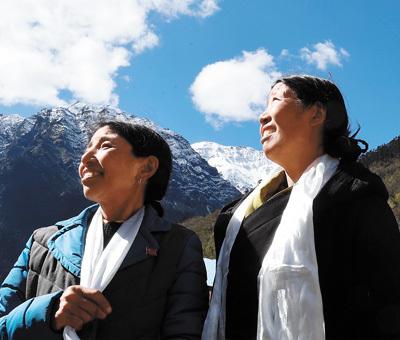 卓嘎、央宗姐妹:家是玉麦,国是中国