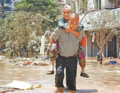 强降雨来袭,多地多部门积极行动—— 科学调度 有效应对
