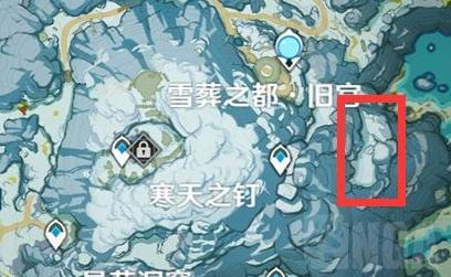 原神1.2雪山地图常见难点及应对技巧分享
