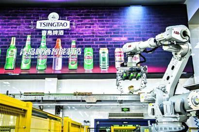 探秘青岛啤酒魅力,感知质量管理模式
