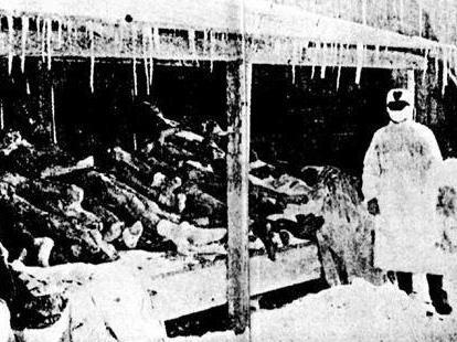 俄报:美日罪恶交易致731部队逃脱惩罚