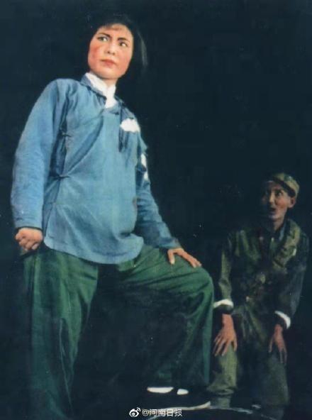 著名豫剧表演艺术家柳兰芳去世