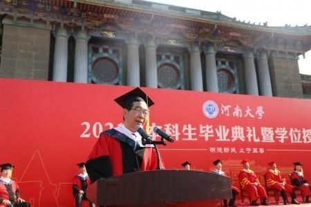 河南大学历史文化学院博士生导师程民生教授。