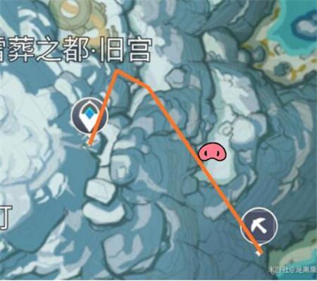 原神雪山版本部分商店上新了哪些东西 龙脊雪山星银矿石地点位置汇总