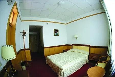 航天员杨利伟飞天前住过的房间