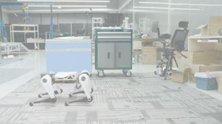 腾讯发布首个全自研机器狗Max 达到行业领先水平