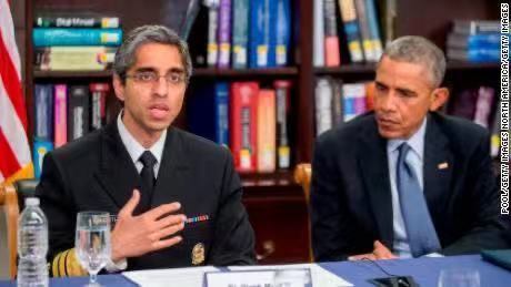 拜登提名维维克·穆西担任美国卫生局局长