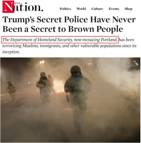 """环球深观察丨""""9·11之后,美国最终抗击的敌人就是自己"""""""