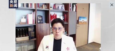 霍启刚分享郭晶晶东京奥运生活 却带孩子吃麦当劳