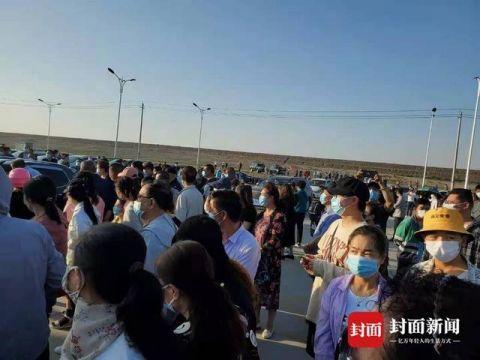 于月仙告别仪式在甘肃举行 谢绝市民进馆悼念